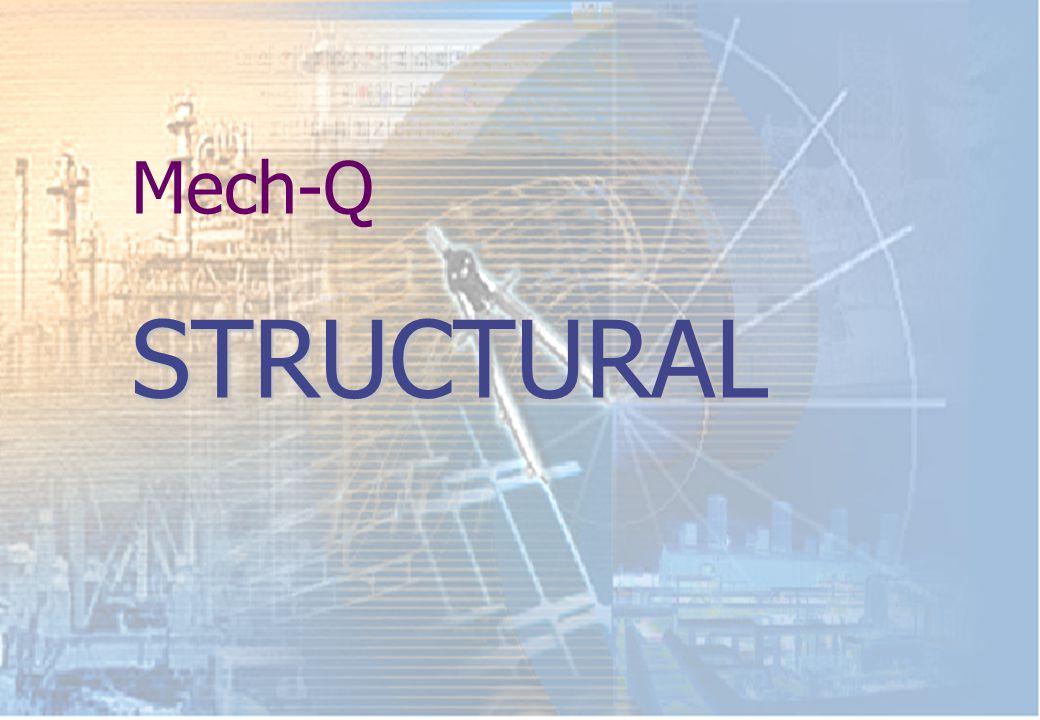 STRUCTURAL Mech-Q STRUCTURAL