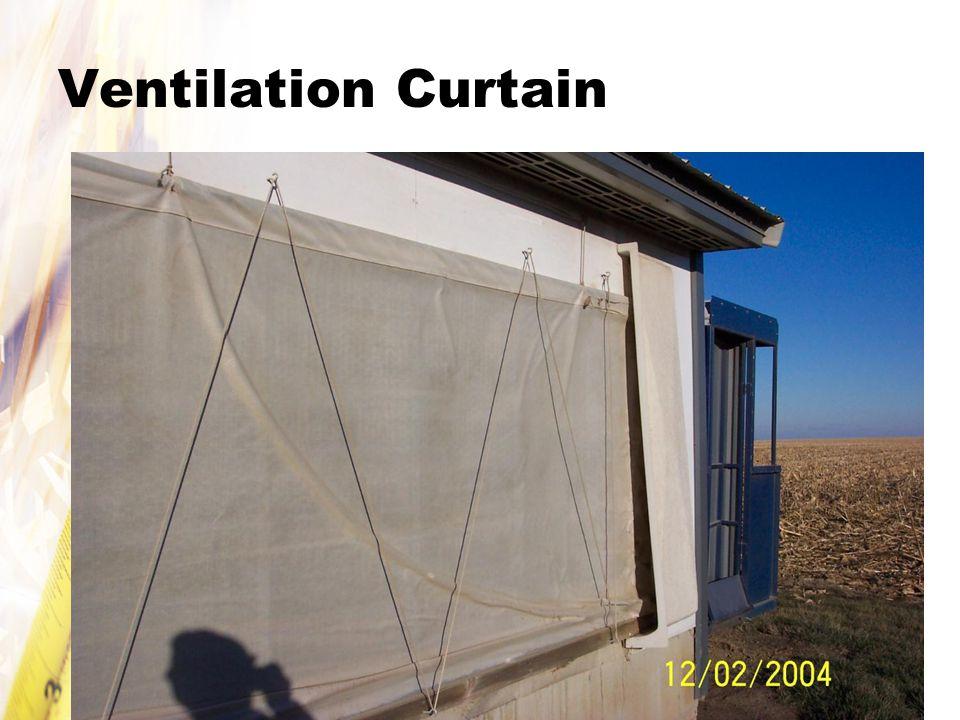 Ventilation Curtain