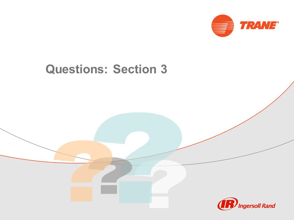 Questions: Section 3