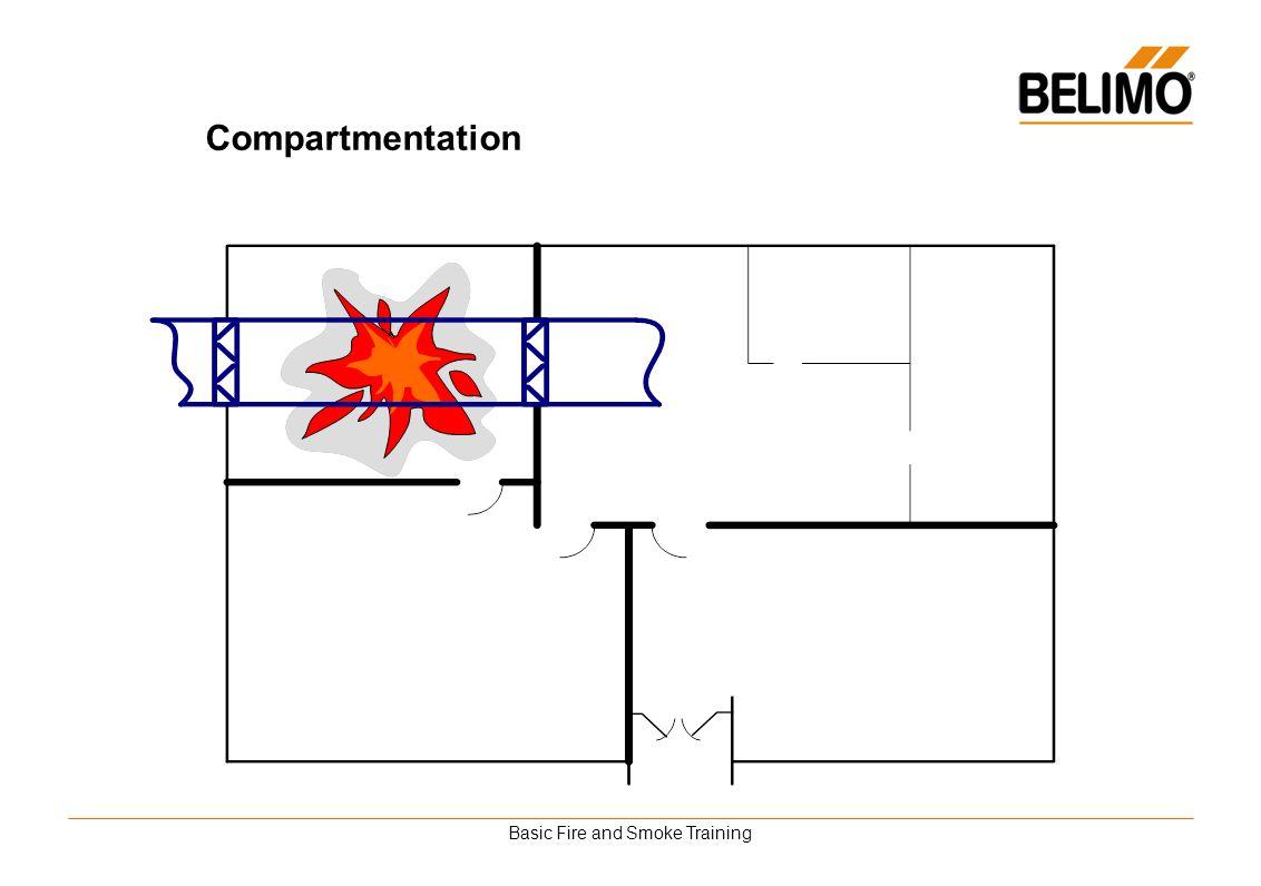 Basic Fire and Smoke Training Compartmentation