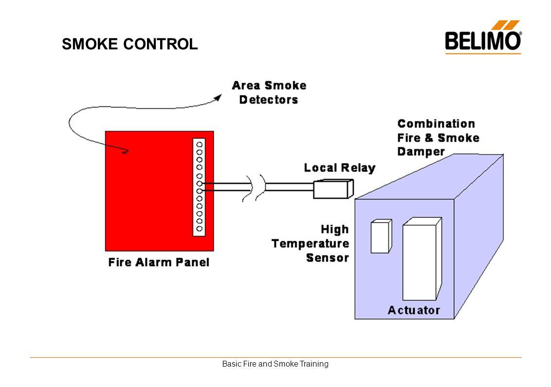 Basic Fire and Smoke Training SMOKE CONTROL