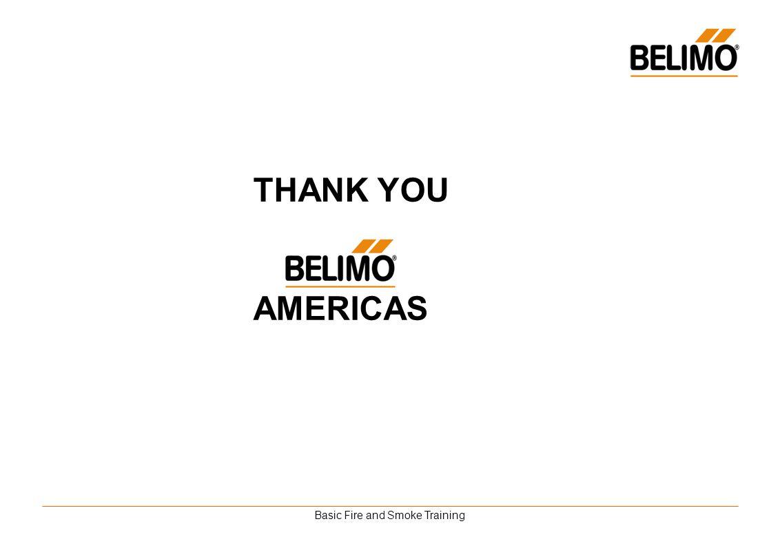 THANK YOU AMERICAS