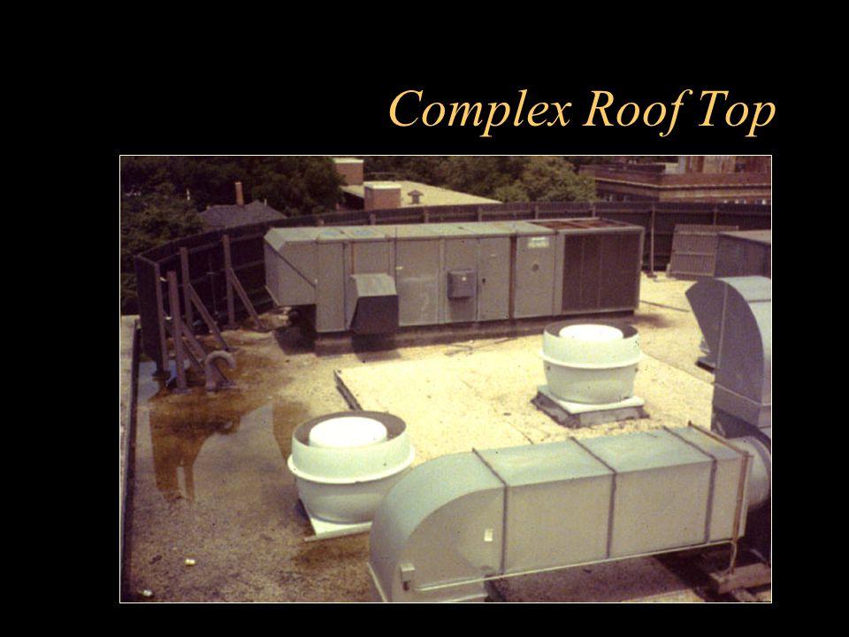 Complex Roof Top