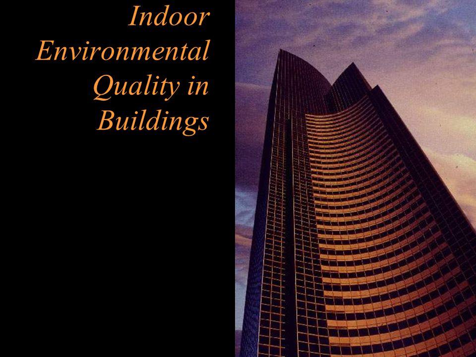 Indoor Environmental Quality in Buildings