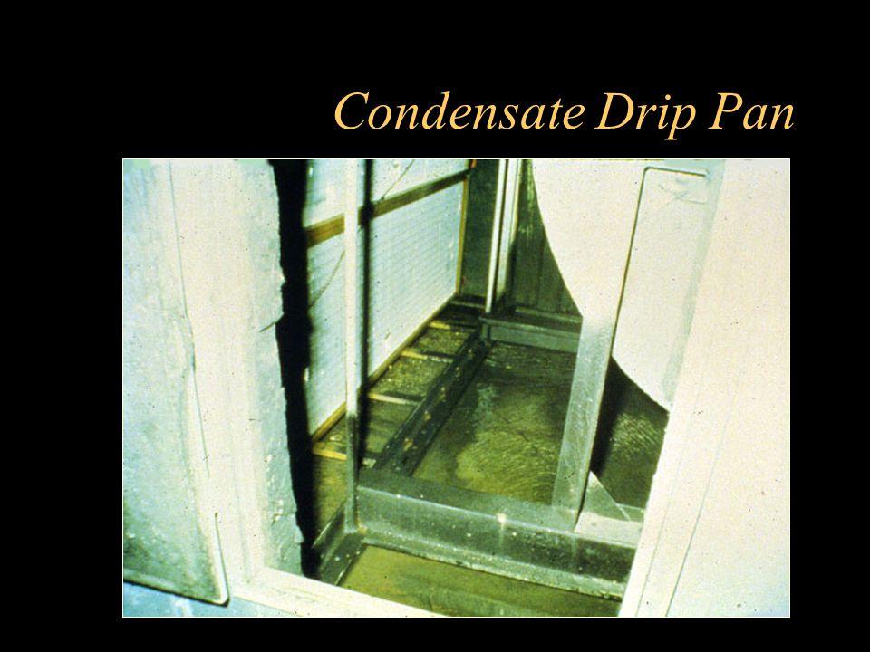 Condensate Drip Pan