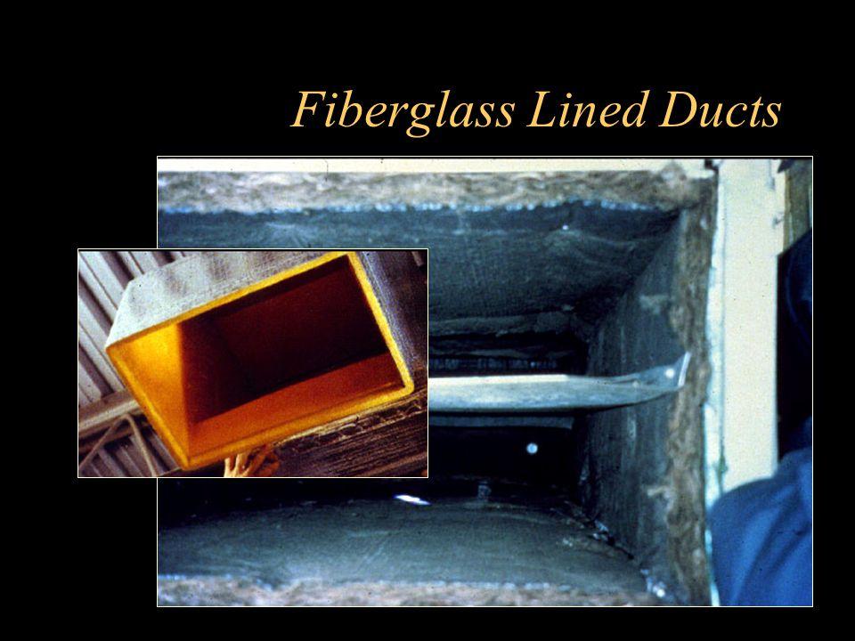 Fiberglass Lined Ducts