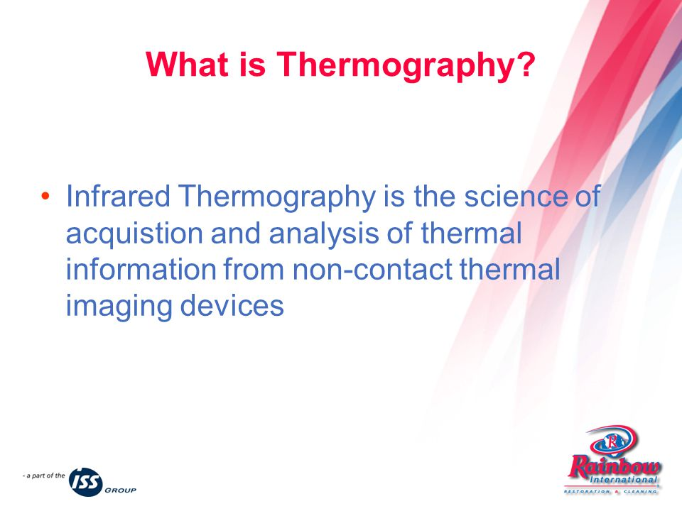 What is Thermography.