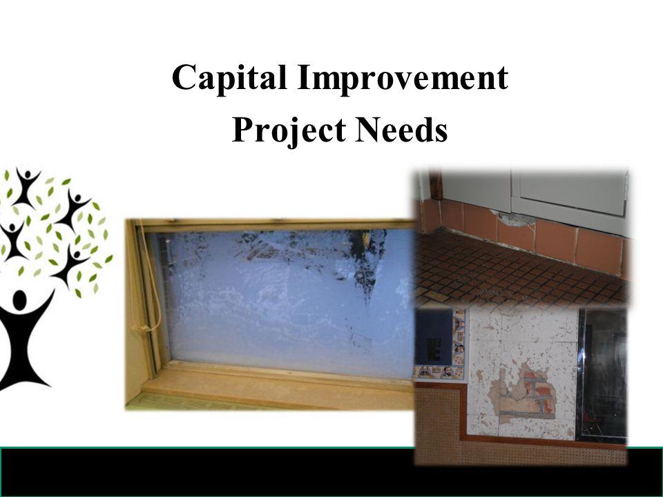 Capital Improvement Project Needs