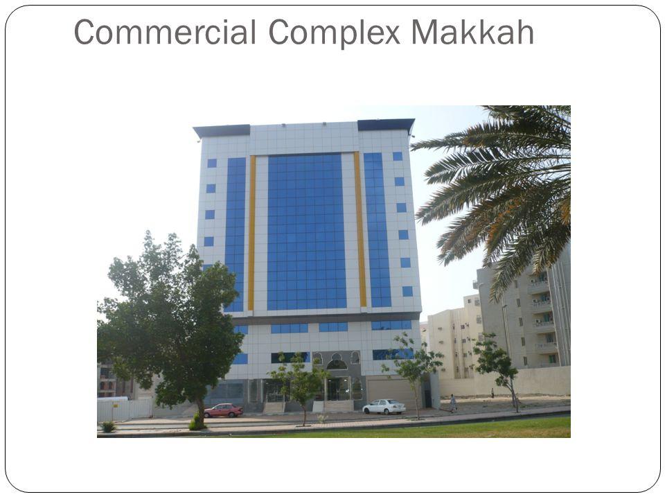 Commercial Complex Makkah