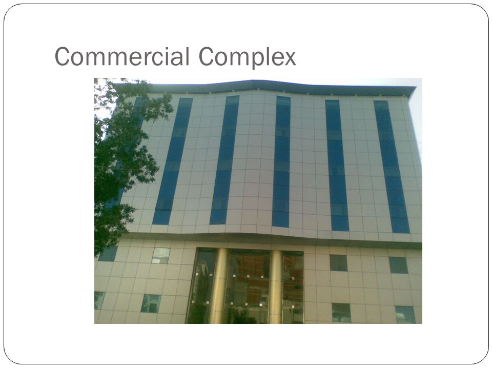 Commercial Complex