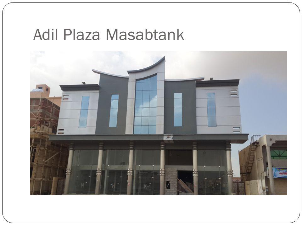 Adil Plaza Masabtank