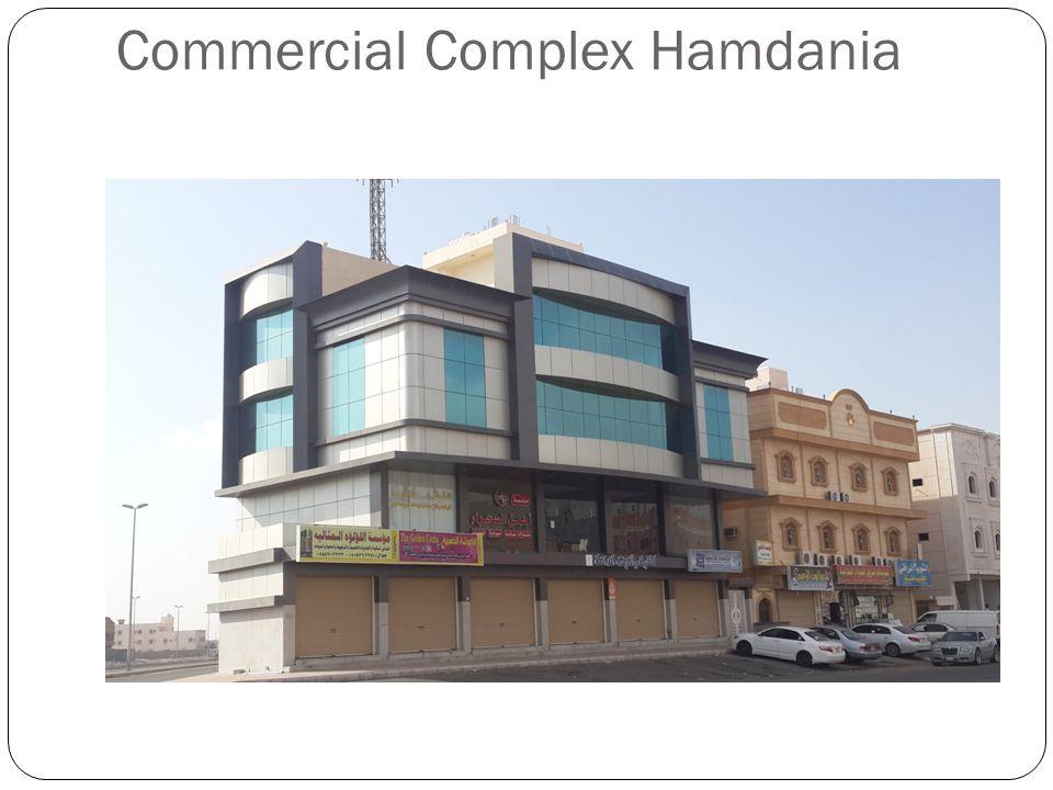 Commercial Complex Hamdania