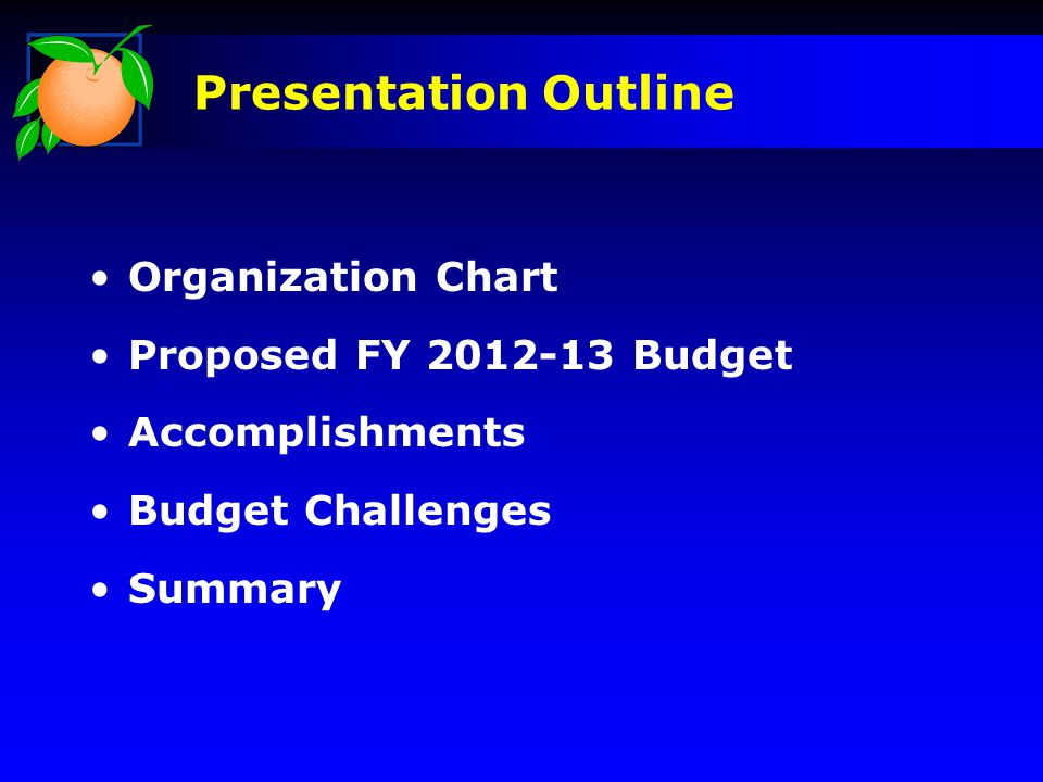 Facilities Management FY 2013 Budget Maintenance of Buildings$300K Janitorial Contract ($50K) Security Contract ($250K) Net Increase to Budget $0 Budget Challenges