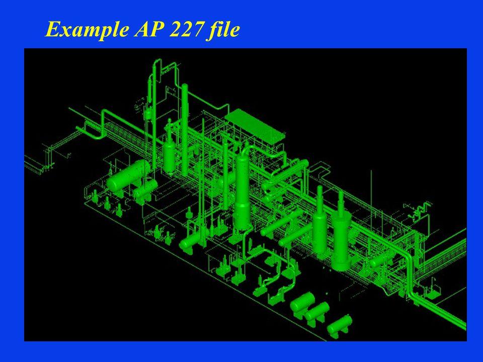 Example AP 227 file