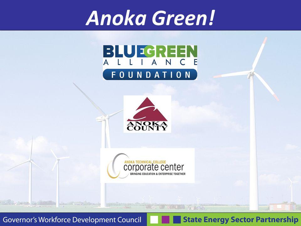 Anoka Green!
