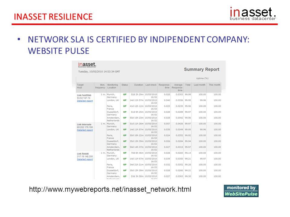 CERTIFICATIONS TIER III (Data Center TIA-942) Certified ISO/IEC 27001:2005 ISO/IEC 20000 (4Q 2011) Certification in Progress IBM COMPLIANT BRITISH TELECOM AND FASTWEB COMPLIANT RIPE/LIR MEMBER EURO-IX (Internet eXchange) MEMBER