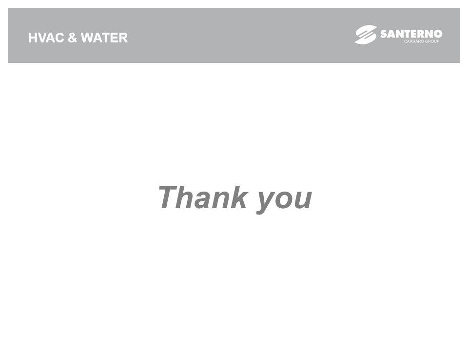 HVAC & WATER Thank you