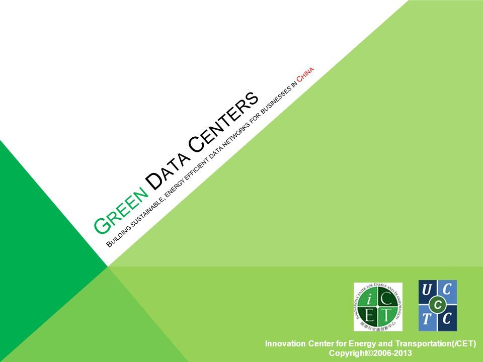 U S -B ASED D ATA C ENTER B UILDERS Holder Construction – US based construction company has built LEED certified data centers for major companies including Fannie Mae and Apple.