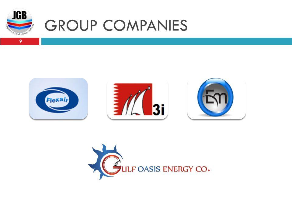 GROUP COMPANIES 9
