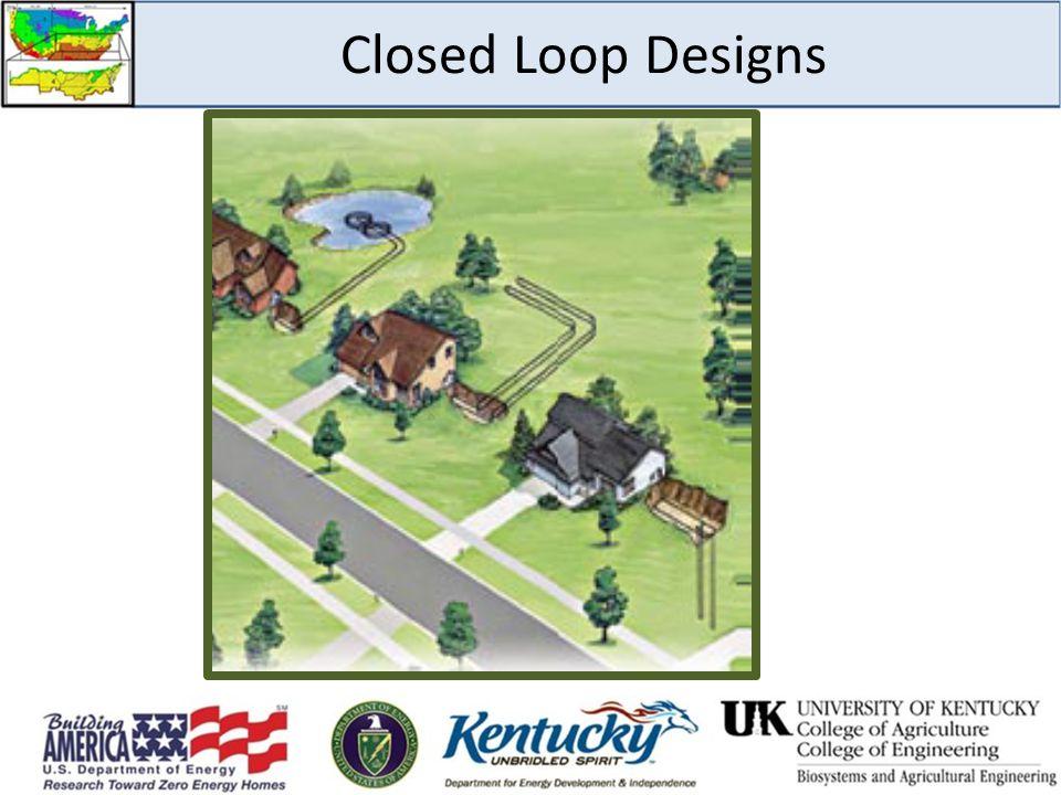 Closed Loop Designs