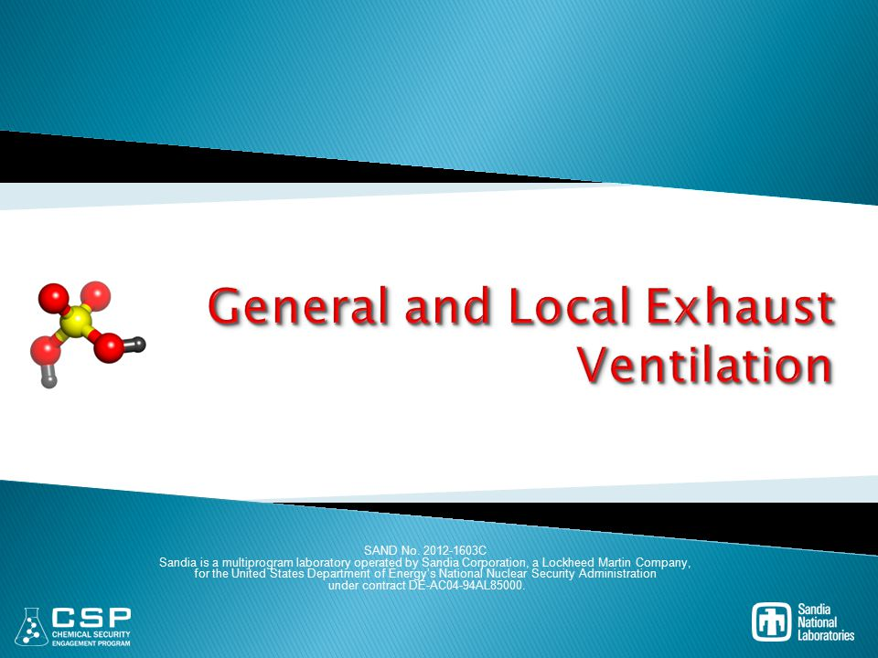  Downdraft hood: ◦ Vapors pulled down through grill ◦ Capture velocity depends on source distance from grill ◦ Not for hot operations Local Exhaust Ventilation (LEV)