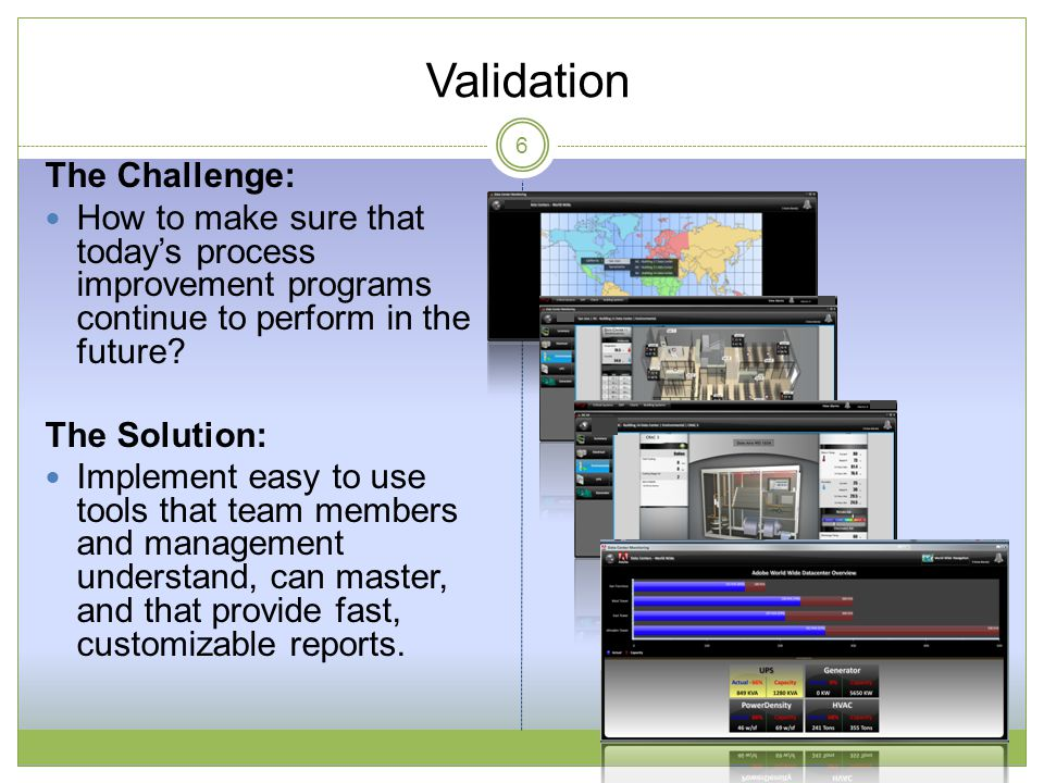 Datacenter Monitoring and Reporting PUE Dashboard HVAC Systems video Critical Systems Video 7