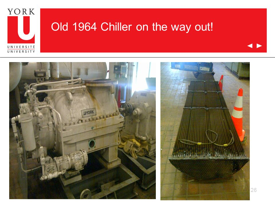 Old 1964 Chiller on the way out! 26