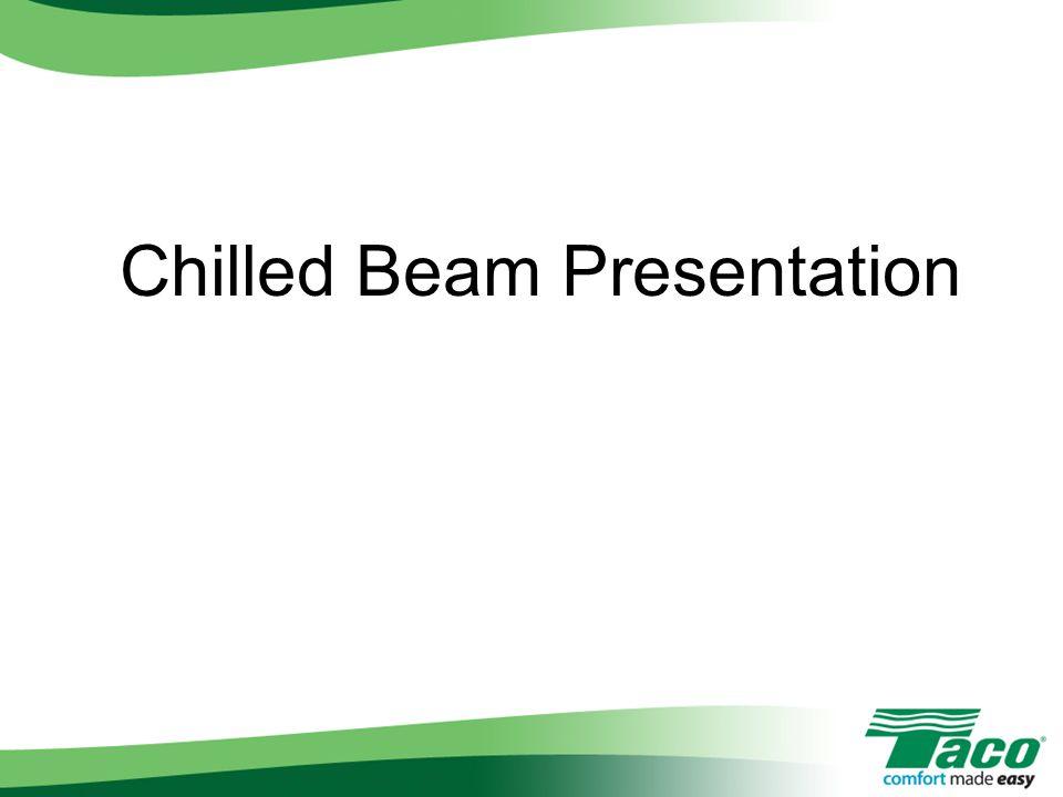 Chilled Beam Presentation