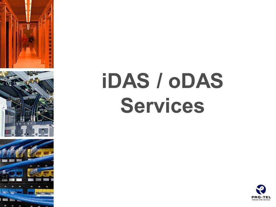 iDAS / oDAS Services