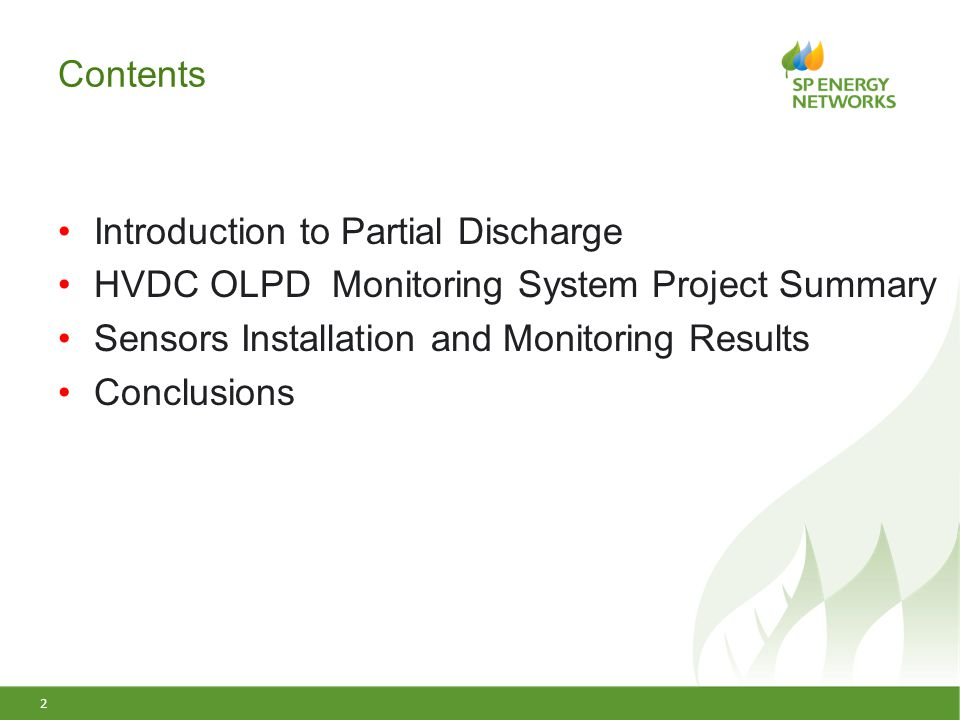 Sensors Installation and Monitoring Results 13 Acquired signals within the HVDC cable Signals peaks are the results of the 12 pulse quadruple valves (serial connection of two 6-pulse converter bridges coming from the two 3-phase systems).