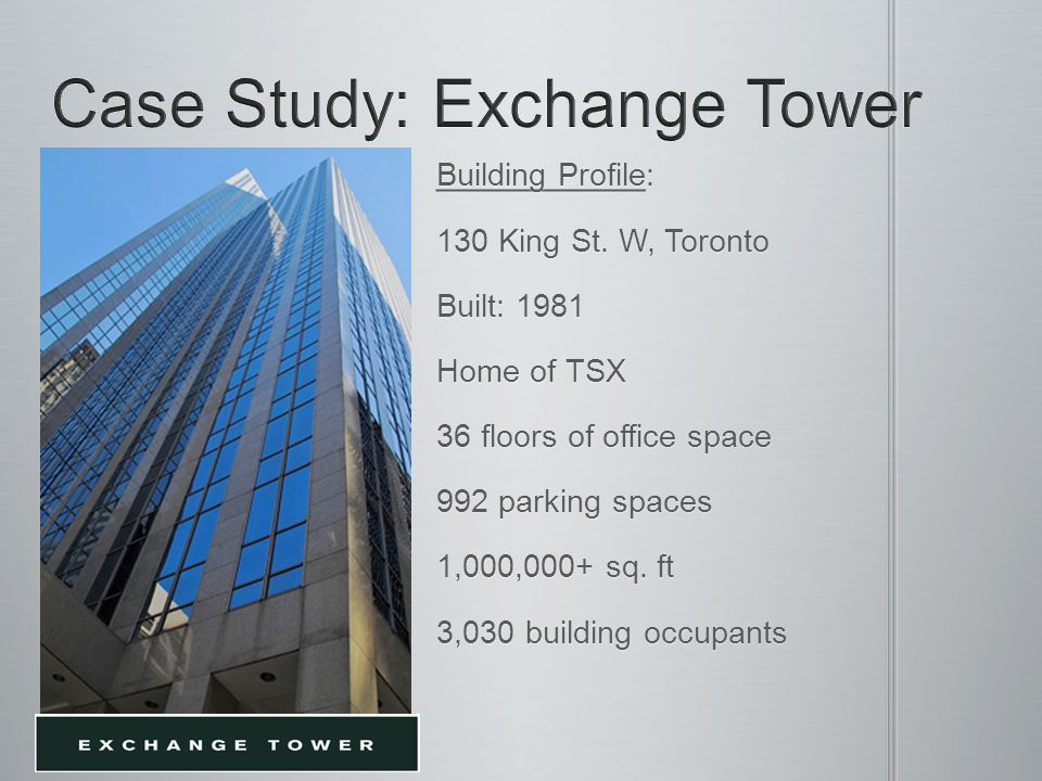 Building Profile: 130 King St.