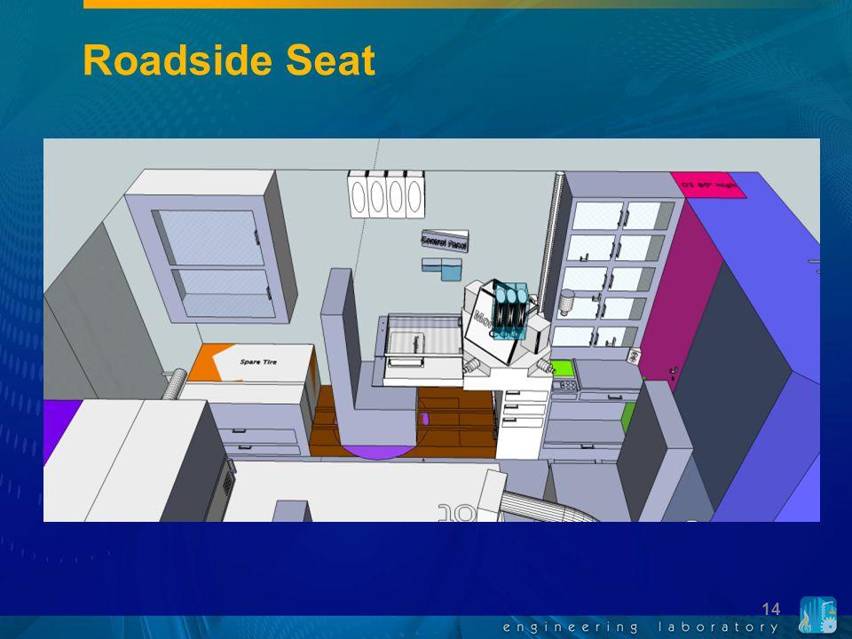 Roadside Seat 14