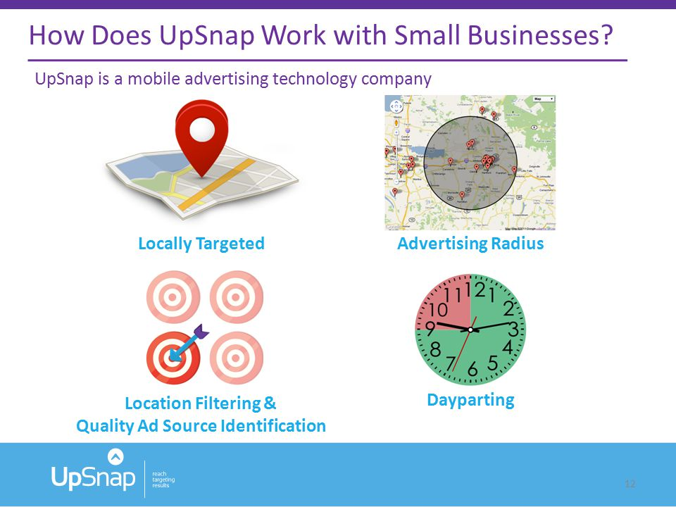 12 How Does UpSnap Work with Small Businesses.