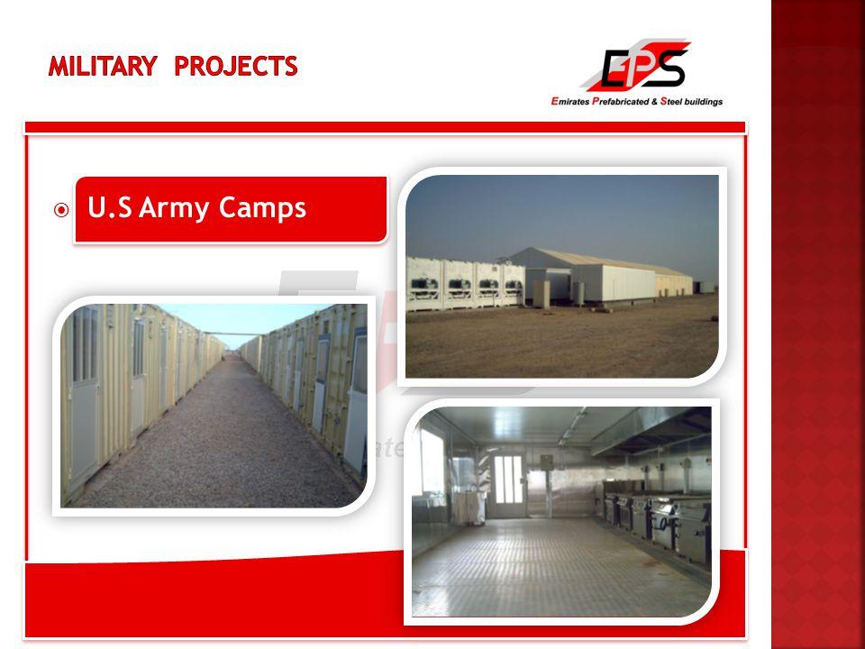  U.S Army Camps
