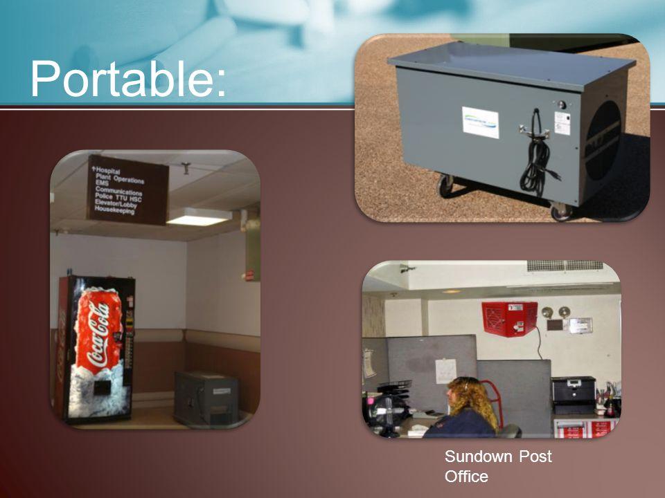 Portable: Sundown Post Office