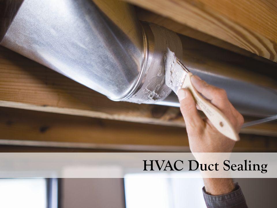 HVAC Duct Sealing