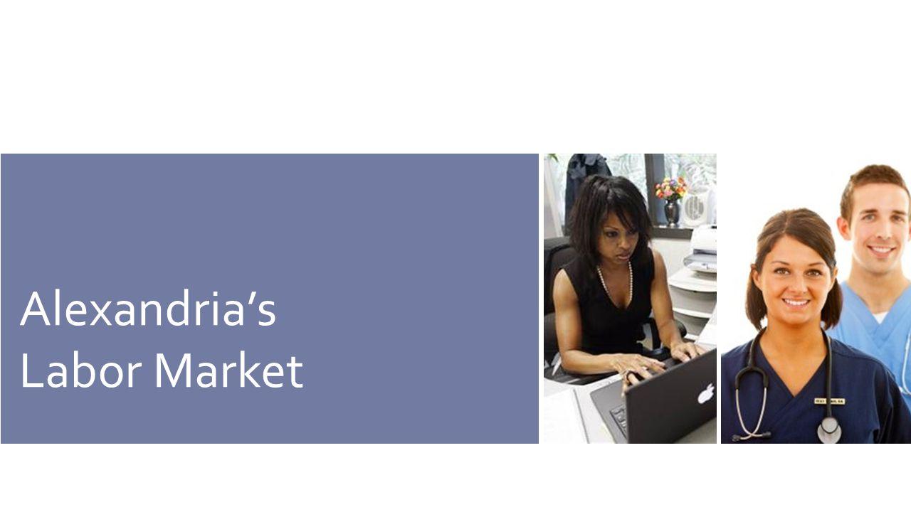 Alexandria's Labor Market