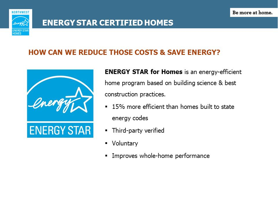 When building green , it pays to start with measures that affect energy usage as a baseline.