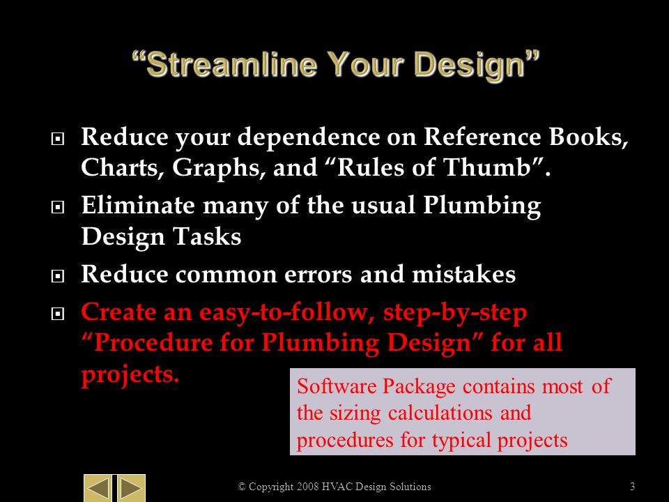  Reduce your dependence on Reference Books, Charts, Graphs, and Rules of Thumb .