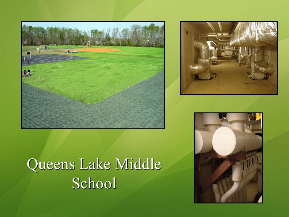 Queens Lake Middle School