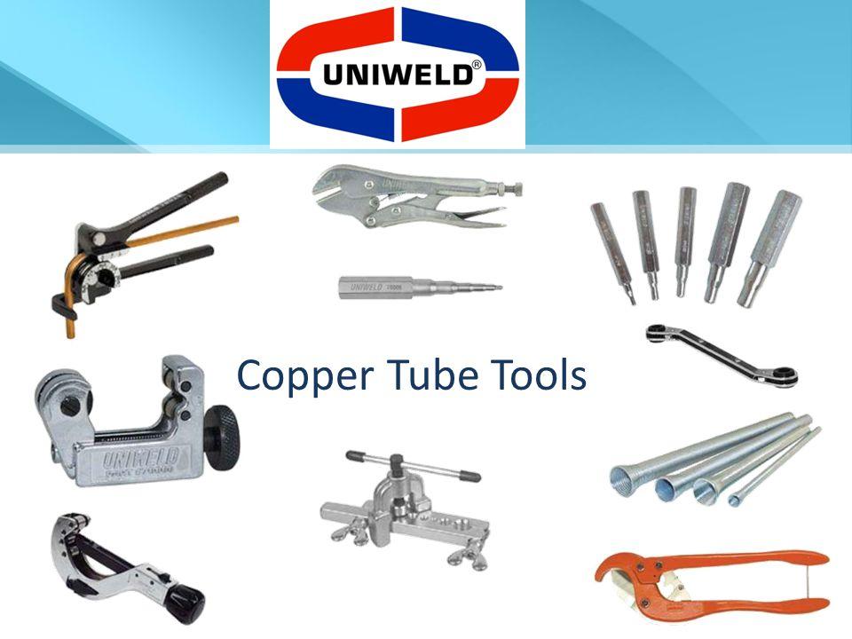 Copper Tube Tools