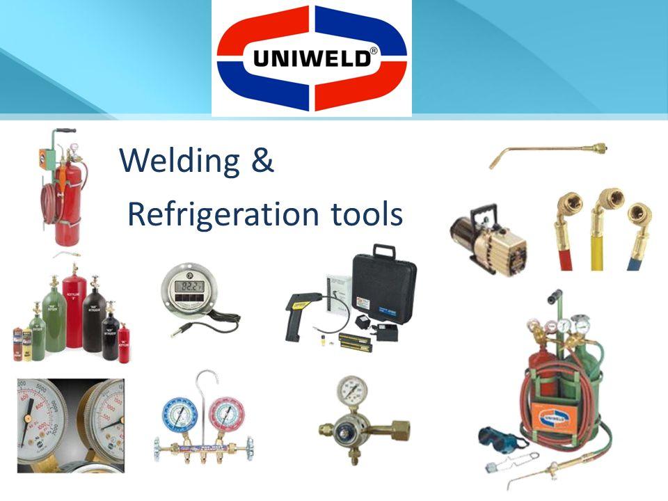 Welding & Refrigeration tools
