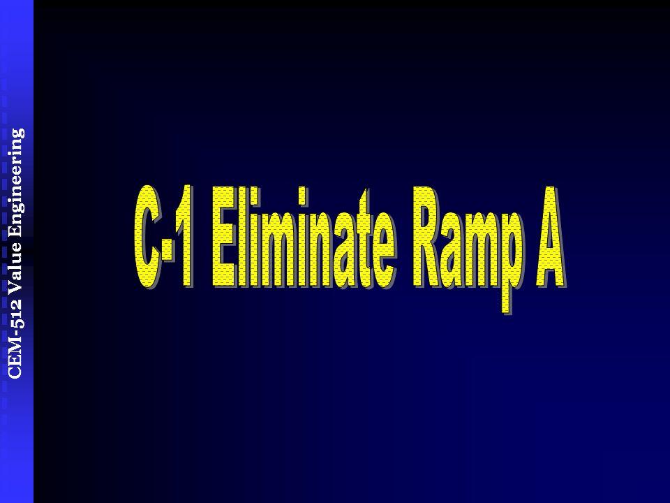 CEM-512 Value Engineering
