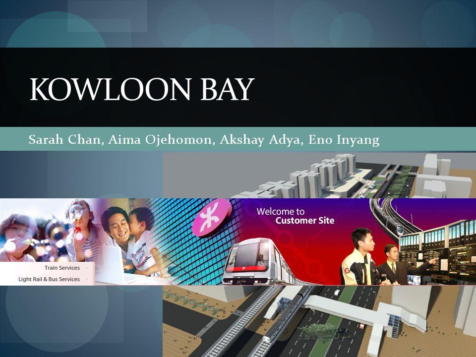 Sarah Chan, Aima Ojehomon, Akshay Adya, Eno Inyang KOWLOON BAY