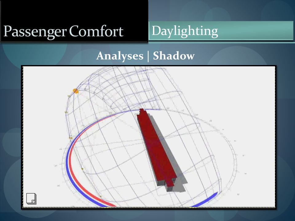 Daylighting Analyses | Shadow