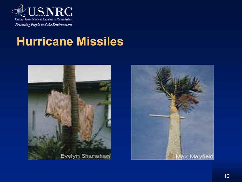 Hurricane Missiles 12
