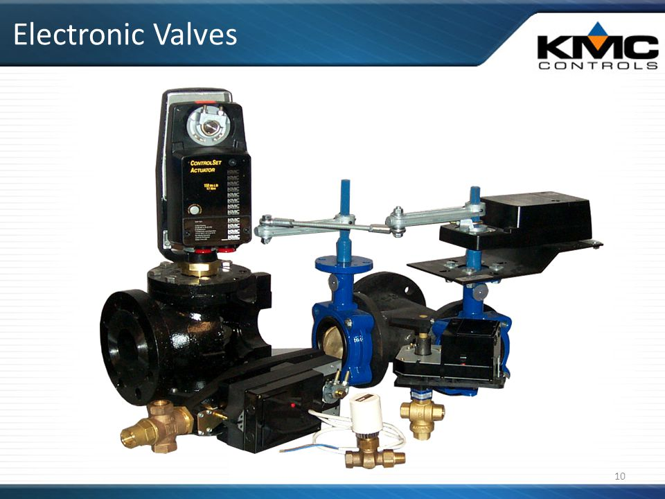 Electronic Valves 10