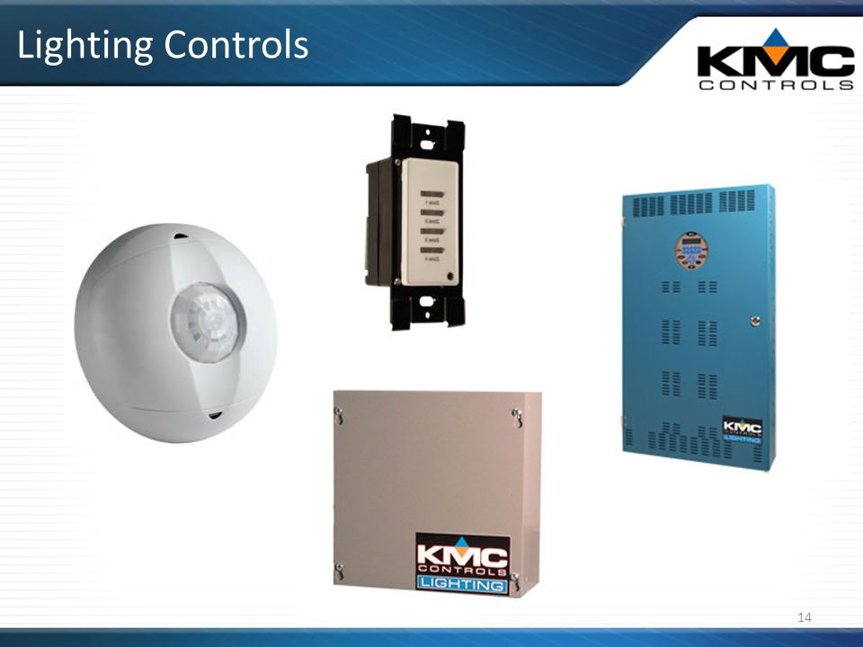 Lighting Controls 14