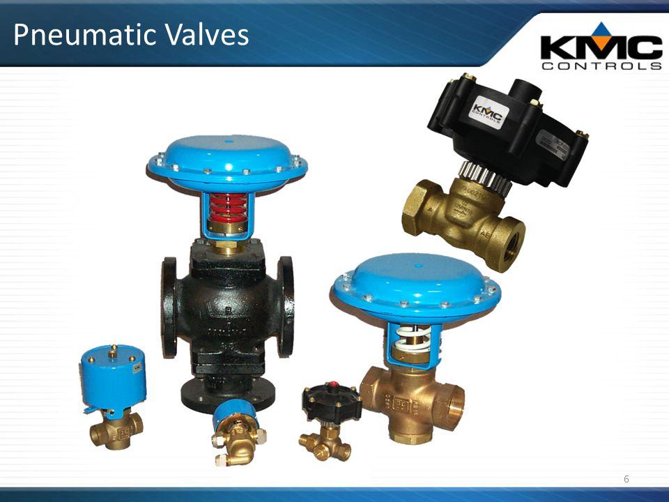 Pneumatic Valves 6