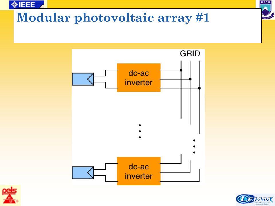 41/63 Modular photovoltaic array #1